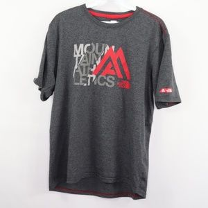 The North Face Mountain Athletics Spell Out Shirt
